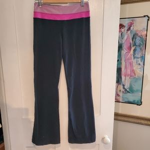 Lululemon Reversible Groove Pant - Paint Stain